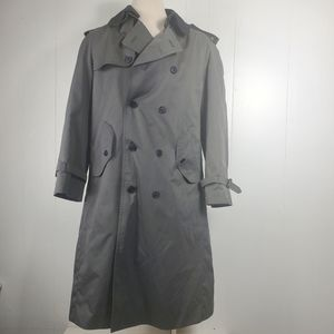 Stafford trench coat with liner